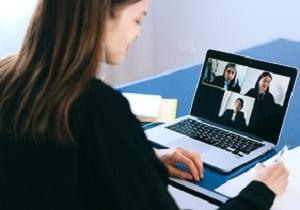 online meetings lockdown
