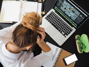 signs workplace addiction